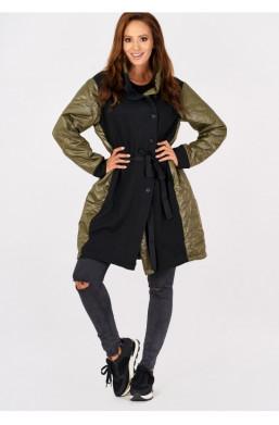 Kurtka płaszcz wiosenny new collection made in Italy khaki,kurtka do spodni,kurtka do sukienki,warszawa,najlepsze oferty