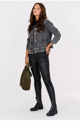Kurtka katana jeansowa new...