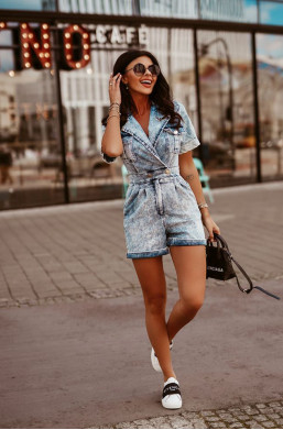 Kombinezon DENIM BLUE jeans...