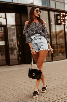 spodenki JOE O La Voga jeans