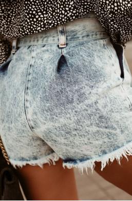 spodenki JOE O La Voga jeans, spodenki dżinsowe, spodenki denim,ciechanów,spodenki o la voga