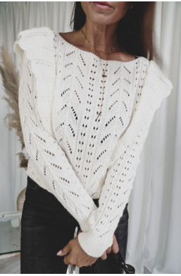 modny sweterek,krótki sweterek,nietuzinkowy sweterek,sweterek na wyjście,ciechanów