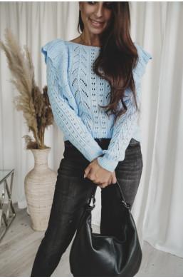 elegancki sweter,sweter na wiosnę,sweter na jesień,stylowy sweter,sweter simental,warszawa