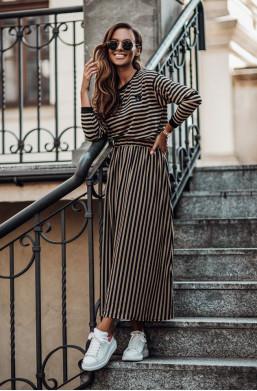 sukienka midi, sukienka na codzień