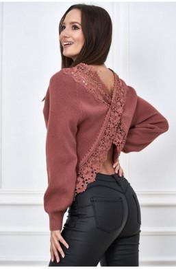 krótki sweterek,ozdobny sweterek,sweter na długi rękaw ciepły sweter,sweter do spodni,ciechanów