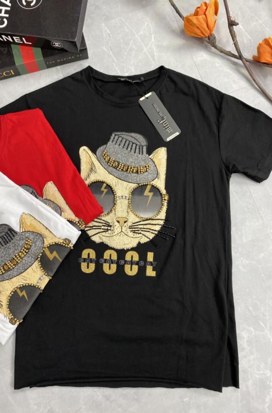 tshirt czarny,koszulka na krótki rękaw,koszula z nadrukiem,koszulka na codzień,warszawa