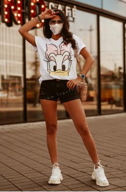 T-shirt daisy O'LA VOGA