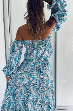 sukienka na ramiona,modna sukienka,hi mody 2021,sukienka na wiele okazji,sukienka na wyjście,sukienka na imprezę