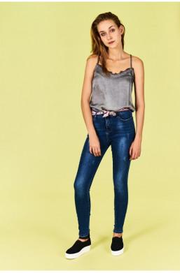 Spodnie jeansy GHIACCIO LIMONE