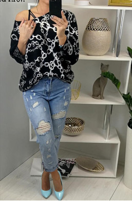 Spodnie jeansy VS MISS