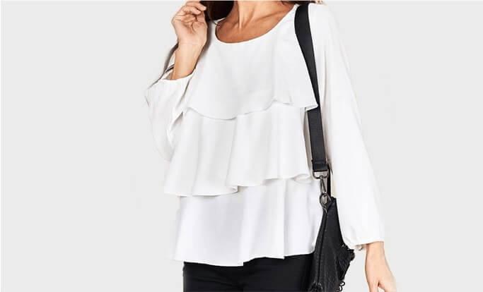 labrana bluzki i koszule